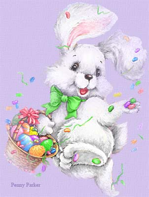 Cute Easter Bunny........