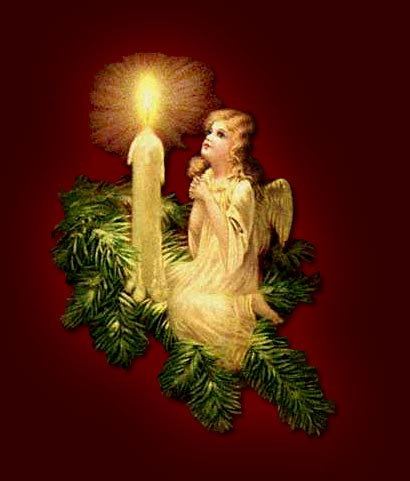 Christmas Angel  written by Linda Ann Henry with love and brought to you from alighthouse.com with love................