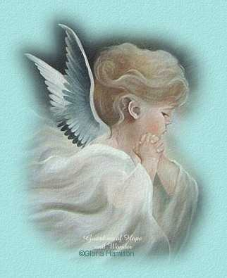 A Beautiful Angel written by Glenna M. Baugh with love.....................