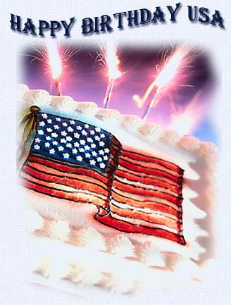 This Fourth Of July written by Joyce Ann Geyer with love......................