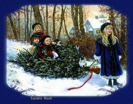CHRISTmas Memories written by Joyce Ann Geyer with love and brought to you from alighthouse.com with love...