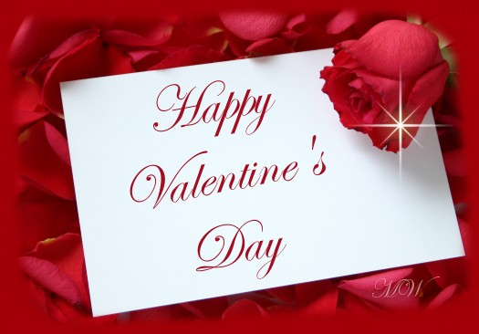 Happy Valentine's Day............
