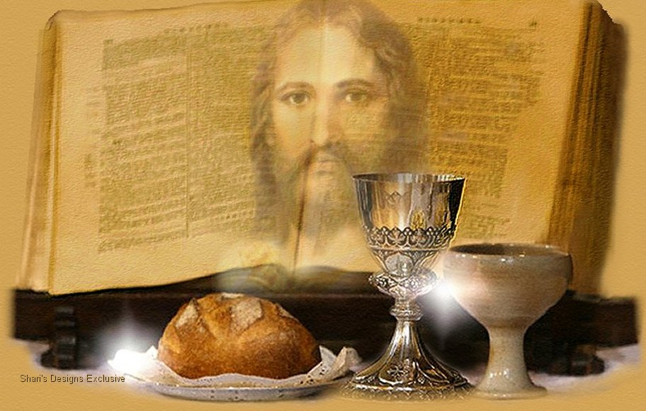 And Jesus said unto them,I am the bread of life...........