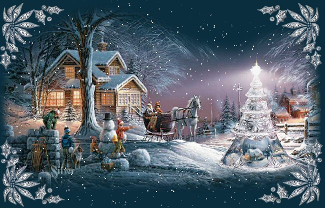 Christmas Blessings .....