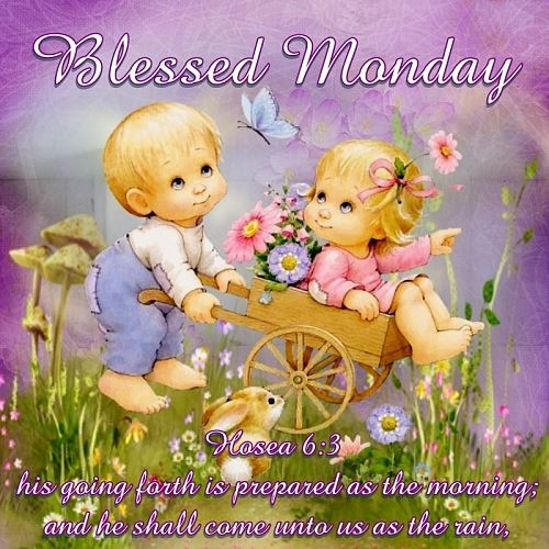 Monday Blessing.......