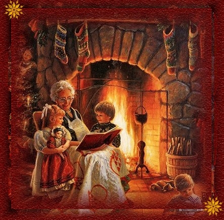 To My Grandson At Christmas written by Derry~aka~Heartwhispers with love......