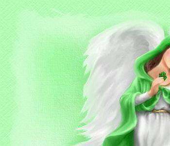 You're A St Patty Angel