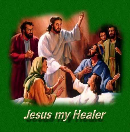 Jesus healer